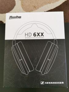 Sennheiser HD-6XX noi
