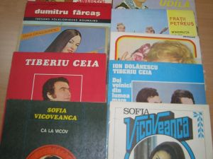 Set 12 disc-uri PICK-UP MUZICA POPULARA