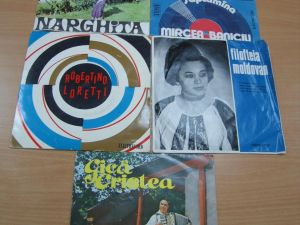 Set 5 disc-uri PICK-UP MUZICA ROMANEASCA si INTERNATIONALA