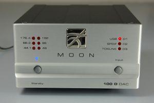 Simaudio Moon 100 D DAC
