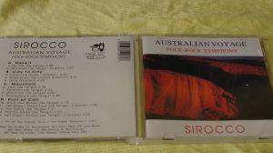 """Sirocco – Australian Voyage """"Folk-Rock Symphony""""1995"""