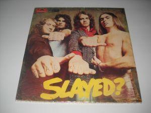 SLADE: Slayed? (1973)(doar coperta vinilului, fara disc)