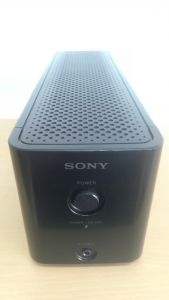 SONY EZW RT 10 S air receptor amplificator cu stick wireless S Back