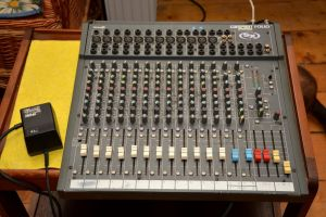 Soundcraft  Spirit Folio Sx