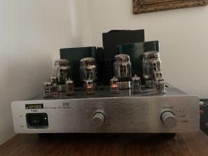 Spark 530 amplificator statie lampi / tuburi, tubeamp, ca Accuphase, Luxman, Mcintosh cayn
