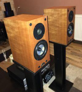 SPENDOR S3e BOXE High-End Audiophile Made in ENGLAND Preț de MAGAZIN 8800Lei
