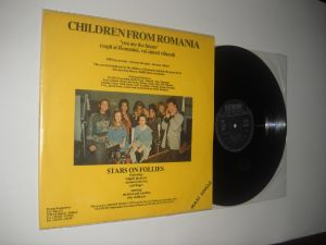 Stars On Follies / Doru Căplescu (1990) maxi-single vinil pop rock, stare NM/NM