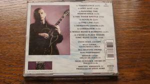 Steve Howe – Turbulence  /prog.rock 1991