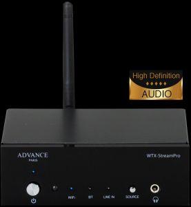 Streamer Advance Acoustic WTX-StreamPro