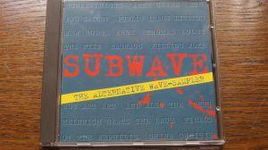 Subwave - The Alternative Wave-Sampler 1993 Ger.compilation new wave/rock/pop rar