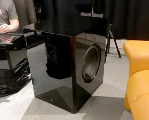 Subwoofer high-end Arendal Sub3