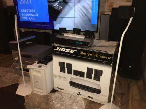 SUPER Sistem 5.1 BOSE LifeStyle 38 Series IV HDMI 800W Made in IRELAND