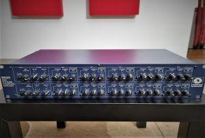 Symetrix 552E Dual 5-Band Parametric Equalizer