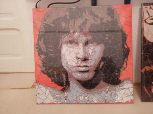 Tablou Jim Morrison