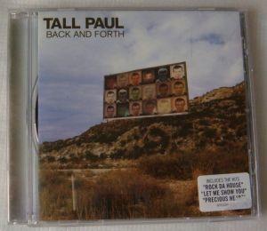 Tall Paul - Back & Forth