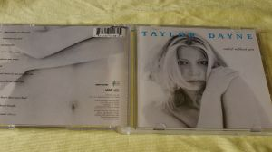 Taylor Dayne – Naked Without You 1998 synth-pop