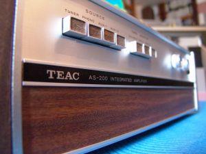 TEAC AS-200=UnObtanium HiFi GEM from TEAC-Treasure