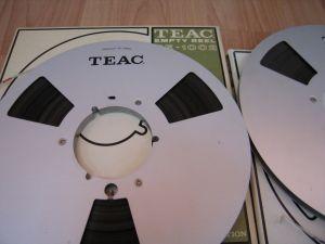 TEAC rola cu banda RE-1002