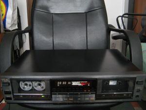 TEAC W-990RX DBX programare cap de sere programare