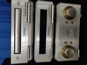 TECHNICS - mini sistem audio