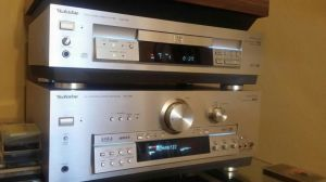 Technics SA-DA10 MOS FET Gold High-End / Technics