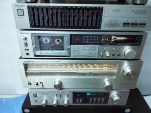 Technics SH-Z200 equalizer