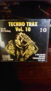 Techno Trax vol. 10 2 cd