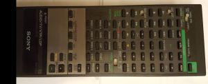 Telecomanda audio sony cu learning (cd/tuner/dat/a