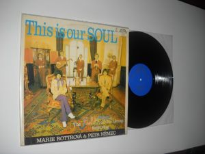 The Flamingo Group:This Is Our Soul (1971)vinil Ex
