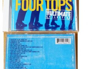 The Four Tops Best Of