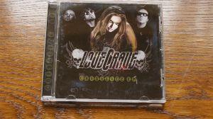 The LoveCrave – Crisalide IT 2010 Goth rock CD album
