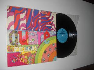 The Quare Fellas : At Home (1970)(vinil folk)