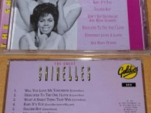 The Shirelles Best Of