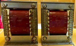 Transformatoare de alimentare 27/6SN7-10Y/300B-211/845