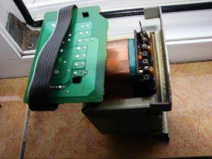 Transformator amplif  Technics gx-180