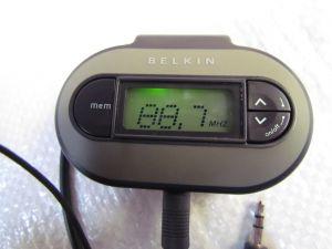 Transmitator audio FM Belkin