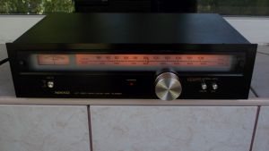 Tuner NIKKO NT-360,radio receptor analog,vintage 1978 Japan