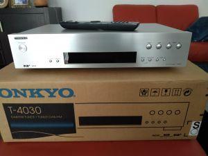 Tuner Onkyo T-4030 FM si DAB+