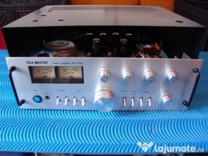=Twin Master #3= hiEND Full Valve-TUBE Custom Amp*