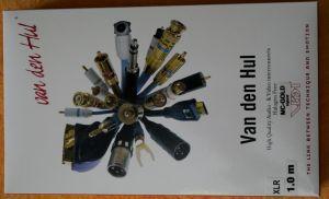 Van den Hul Gold mc hibrid XLR
