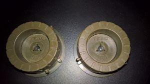 Vand adaptoare NAB Teac role  magnetofon 26,5 cm