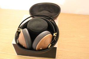Vand casti Meze Audio 99 Classics Walnut Gold
