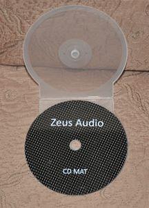 Vand CD MAT Zeus Audio