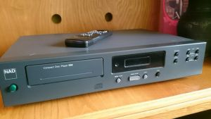 Vand compact disc player Nad 502
