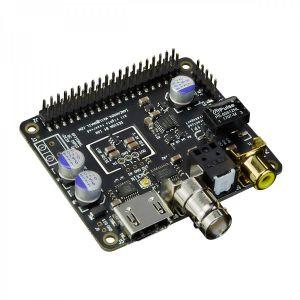 Vand interfata audio digitala Transport Pi HAT pentru Raspberry Pi