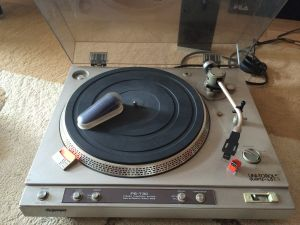 Vand Pick-up vintage Sony PS-T30 - picap/turntable/pic ap