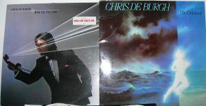 Vand viniluri Chris de Burgh,Sally Oldfield,Barbra Streisand,Judy Garland