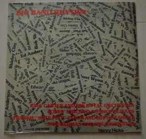 Various – Big Band Rhythm, Jazz (vinil)