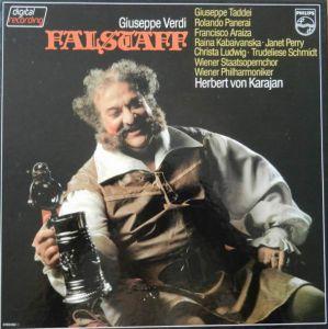 Verdi - Falstaff, Box Set, 3LP, NM/NM