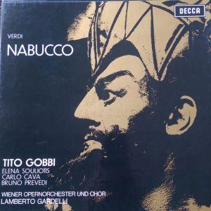 Verdi - Nabucco, Box Set, 3LP, M/M